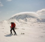 Russia Backcountry skiing Volcanoes